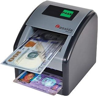 "Cassida Counterfeit Detector with UV Identification Verification Lights, 2"", Dark Blue/Grey (Omni-ID)"