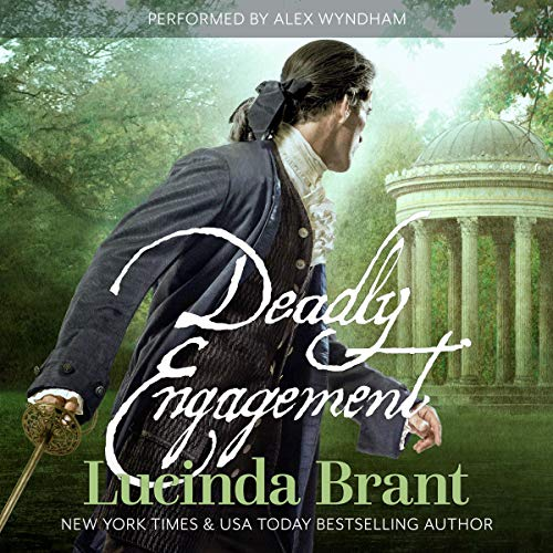 Deadly Engagement     A Georgian Historical Mystery (Alec Halsey Mystery Book 1)               By:                                                                                                                                 Lucinda Brant                               Narrated by:                                                                                                                                 Alex Wyndham                      Length: 9 hrs and 47 mins     55 ratings     Overall 4.4