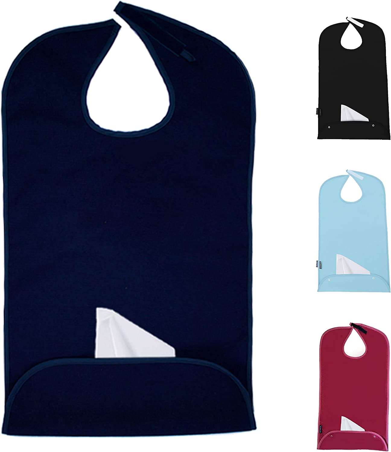 Classy Pal Outlet ☆ Free Shipping Adult 2021 autumn and winter new Bibs for Men Clothing Protectors Women