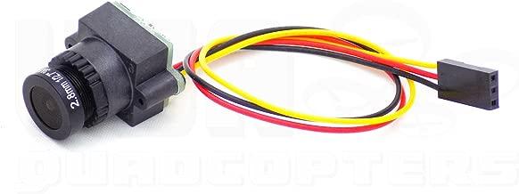 USAQ 1000TVL FPV Camera Mini HD 1/3 CMOS 2.8MM NTSC/PAL
