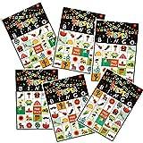 Sahgsa Classic Line, Bingo, Christmas Mexican Playing Cards Juegos De Mesa Ideas De Regalos Noche De Juegos Actividades De Vacaciones De Invierno Accesorios para 24 Jugadores