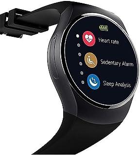 Smartwatch Kingwear KW18 2G Fitness Bluetooth 4.0 (Preto)