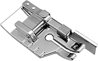 YEQIN 1/4'' Quilting Patchwork Sewing Machine Presser Foot with Edge Guide - Fits All Low Shank Snap-On Singer, Brother, Babylock, Euro-Pro, Janome, Juki, Kenmore, New Home, White, Simplicity, Elna