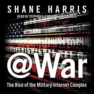@War audiobook cover art