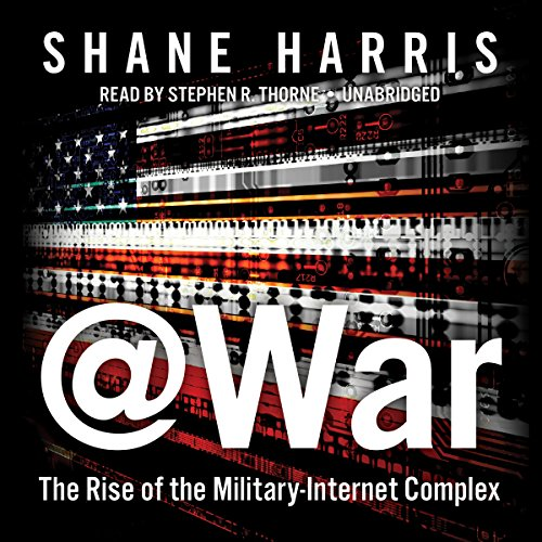 @War audiobook cover art