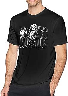 YANNAN Mens INXS 3//4 Sleeve Raglan Baseball T-Shirts Black