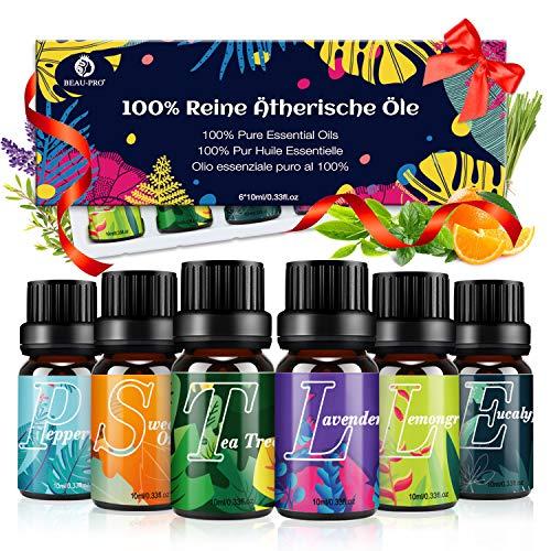 ISUDA -  Ätherische Öle Set