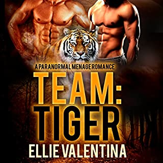 Team: Tiger audiobook cover art