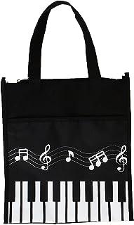 f30d58641574 Amazon.com: music tote bags