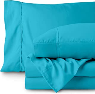 RRlinen 5 Piece Bed Sheet Set with Duvet Cover and Pillowcase 100% Cotton 800 Thread Count Long Staple Fits Mattress 26