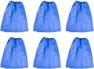 Falda de Baño de Sauna Envoltura Corporal Tubo Desechable Top Salón de Belleza Envoltura de Baño Falda de Toalla de Baño para SPA Salon 10 Piezas