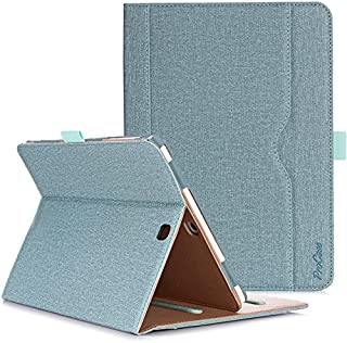 ProCase Samsung Galaxy Tab S2 9.7 Case, Stand Folio Cover Case for Galaxy Tab S2 Tablet (9.7 Inch, SM-T810 T815 T813) -Teal