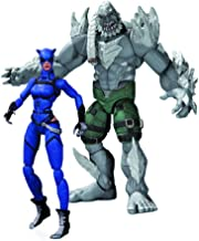 DC Collectibles Injustice: Catwoman vs. Doomsday Action Figure, 2-Pack