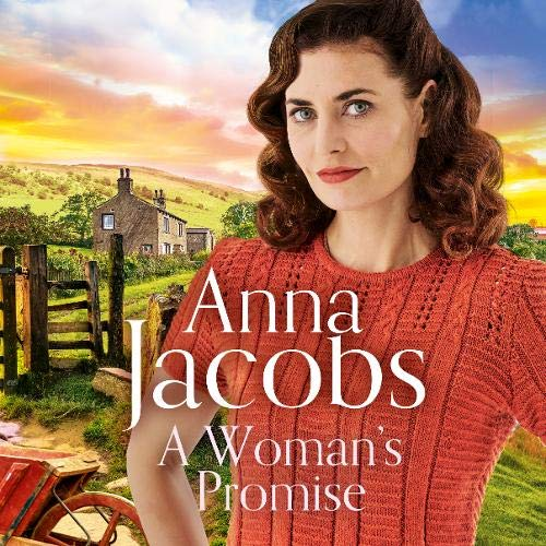 A Woman's Promise Audiobook By Anna Jacobs cover art