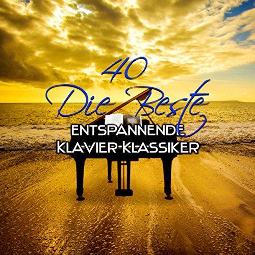 40 Die Beste Entspannende Klavier Klassiker – Sexy Hintergrund Instrumentalmusik, Entspannung Lounge Musik, Sanfte Piano Jazz, Cocktail Musik, Nachtmusik, Chillout Musik, Klavier Musiktherapie