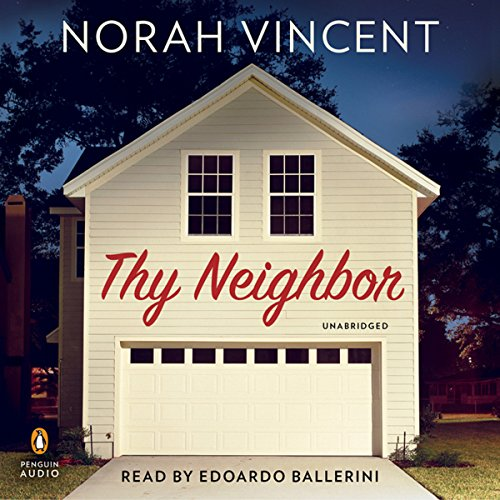 Thy Neighbor audiobook cover art