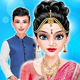 Indian Wedding - Indian Royal Girl Makeover