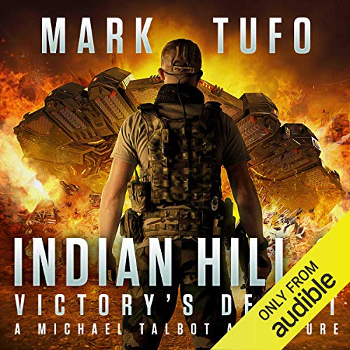 Victory's Defeat audiobook cover art