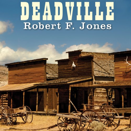 Deadville audiobook cover art