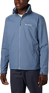 Columbia Men's Waterproof Jacket, Bradley Peak Jacket, Nylon, 1772771