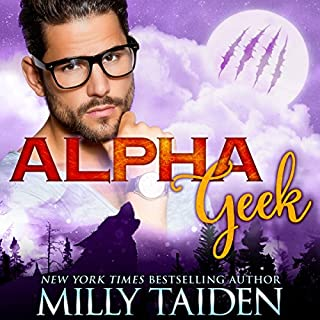 Alpha Geek audiobook cover art