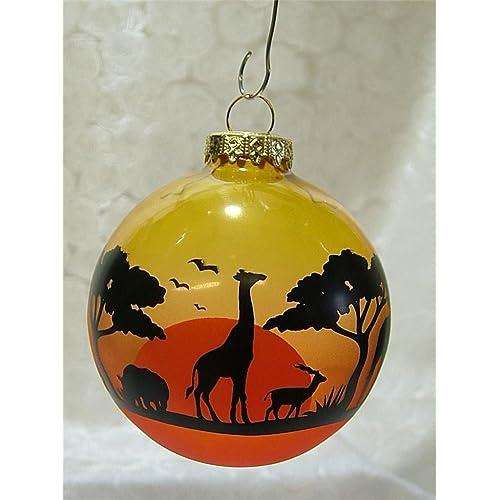 Africa Christmas Ornaments: Amazon.com
