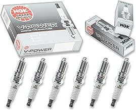 6 pcs NGK V-Power Spark Plugs for 1999-2006 Ford Taurus 3.0L 3.0L V6 - Engine Kit Set Tune Up