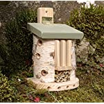 Wildlife World LBT3 Friendly Bug Barn - Natural
