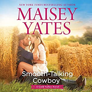 Smooth-Talking Cowboy audiobook cover art