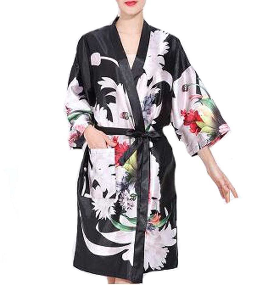 起きるマキシム当社レトロスタイルの美容院の花嫁衣装のローブ美容院のドレス、黒