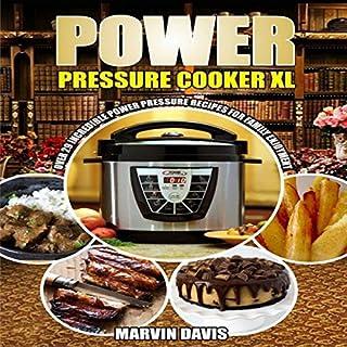 Power Pressure Cooker XL Cookbook audiobook cover art