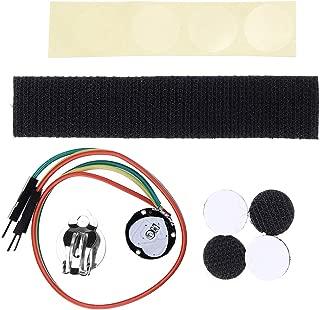 ILS - Sensor Pulso Latido corazón módulo Sensor frecuencia cardíaca Compatible STM32 para Arduino