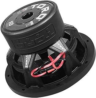 "$139 » Toro Tech – Fierce10, 10 Inch 800 Watts RMS – 1600 Watts MAX – Dual 4 Ohm 2.5 Inch, 10"" Car Audio Subwoofer for Cars, Truc..."