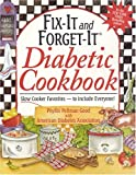 Diabetic Cookbook: Slow-Cooker Favorites - to Include Everyone!
