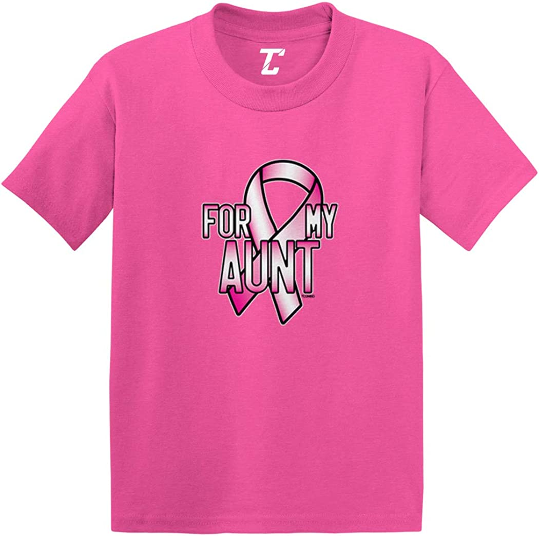 for 67% OFF price of fixed price My Aunt - Breast Cancer Infant Cotton Ribbon Toddler Jersey