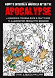 How to Entertain Yourself After the Apocalypse: A Humorous Coloring Book and Craft Guide to Alleviate Post-Apocalyptic Boredom