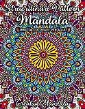 Straordinari Pattern Mandala - Libro da colorare per adulti: 50 pagine con grandi e magnif...