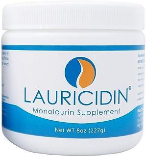 Lauricidin 227g / 8oz jar (4-6 week supply) by Lauricidin