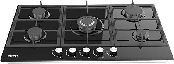 Best 6 burner gas stove with oven Reviews