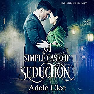 A Simple Case of Seduction audiobook cover art