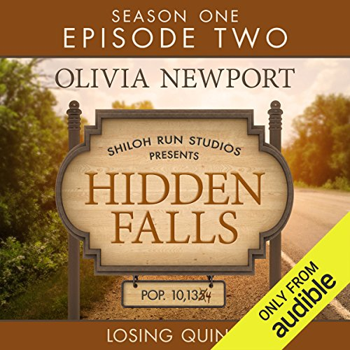 Hidden Falls audiobook cover art