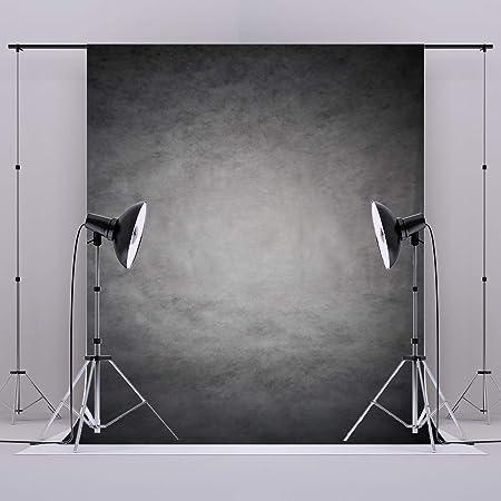 Kate 10x10ft Portrait Backdrop Grey Photography Backdrops Retro Avatar Background Wedding Photography Background