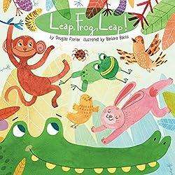 Leap, Frog, Leap! by Douglas Florian