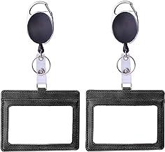 10 Pezzi Bobina per Badge Retrattile Decorativa con Motivazionale Porta Badge Clip Distintivo Ispiratore per Cordini Infermieri Uomini e Donne Insegnanti