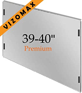 39-40 inch Vizomax TV Screen Protector for LCD, LED, OLED & QLED 4K HDTV