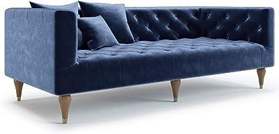 Image result for brielle velvet sofa