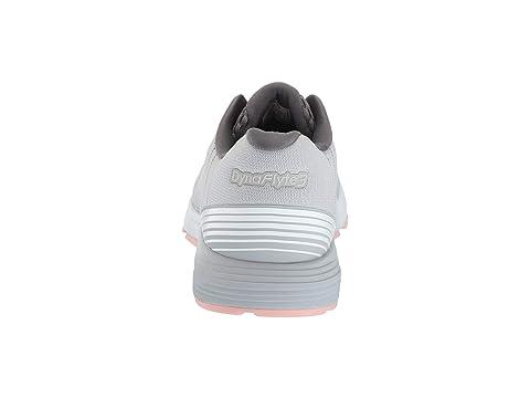 CoralMid Dynaflyte ASICS Grey White 3 Black Flash RZx6WwfxqI