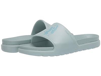 Hush Puppies Bouncers Slide (Pale Blue) Shoes