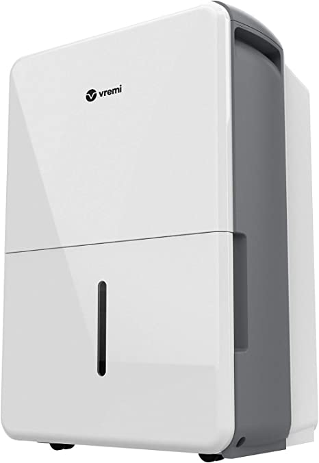 Amazon.com: Vremi 22 Pint 1,500 Sq. Ft. Dehumidifier Energy Star Rated for  Medium Spaces and Basements: Home & Kitchen