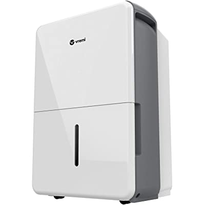 Vremi 22 Pint 1,500 Sq. Ft. Dehumidifier Energy Star Rated for Medium Spaces and Basements